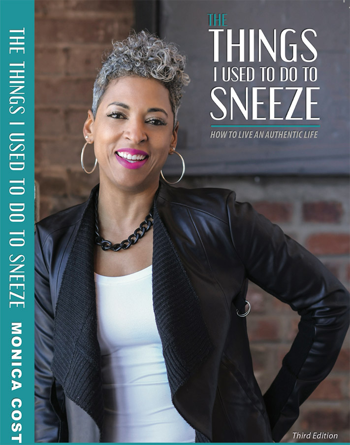 The Things I Used to do to Sneeze - Monica Cost